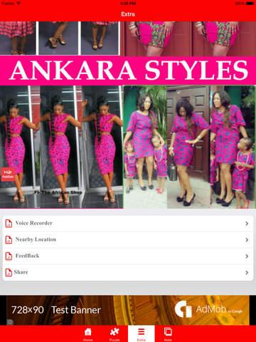 玩免費生活APP|下載Ankara Styles app不用錢|硬是要APP