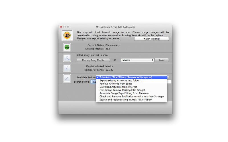 MP3 Art  Tag Screenshot - 2
