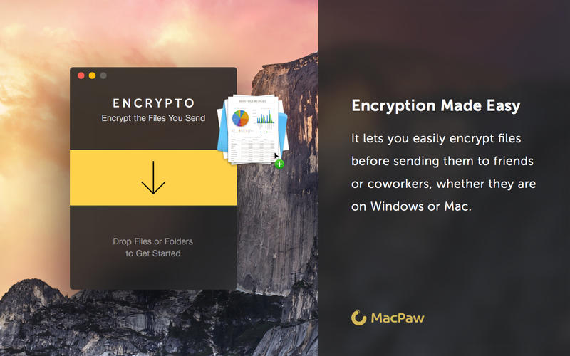 Encrypto Screenshot - 1