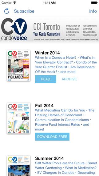 Condo Voice Magazine