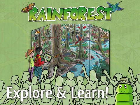K.I.W.i. Storybooks - Rainforest