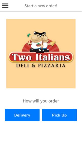 Two Italians Inc.