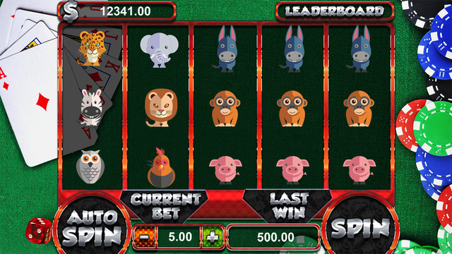 Double U Casino Mania - FREE Slots