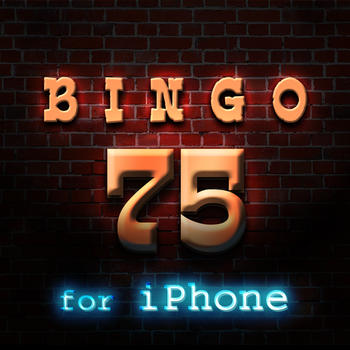 娛樂App|BINGO 75 for iPhone LOGO-3C達人阿輝的APP