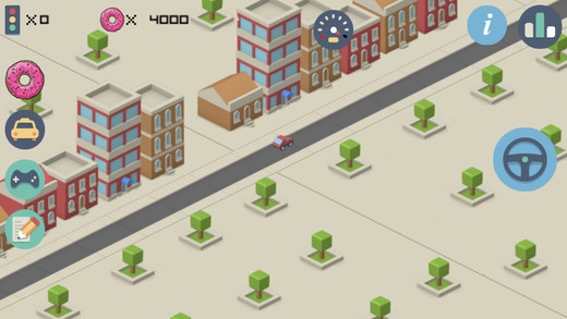 Tiny Car - Endless Traffic Crosser