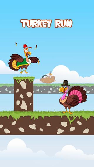 Turkey Run - Make Them Amazing Chicken Action Jump Run Today