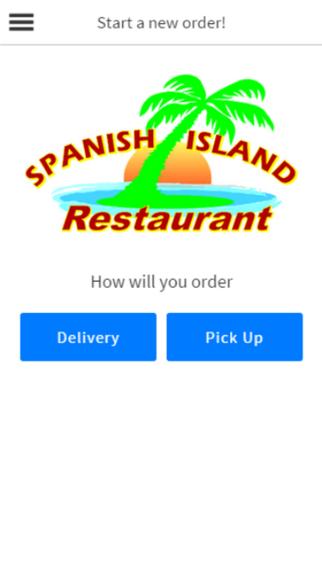 Spanish Island Restaurant