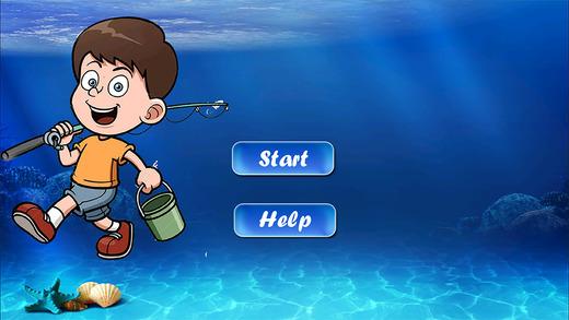 Jumpy Fishing - Addictive Eat Fishing Adventure in Deep Sea