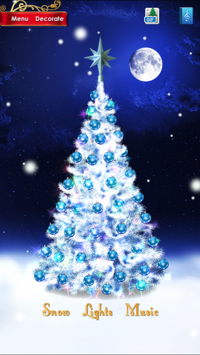 Immagini Desktop Natalizie >> Christmas Tree ™ on the App Store