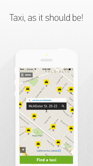 Taxibeat - Free Taxi App