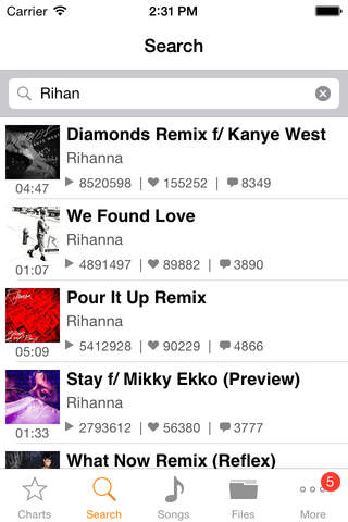 remix player app