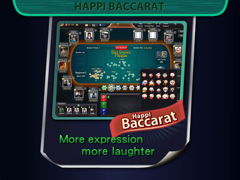 Baccarat Casino HD