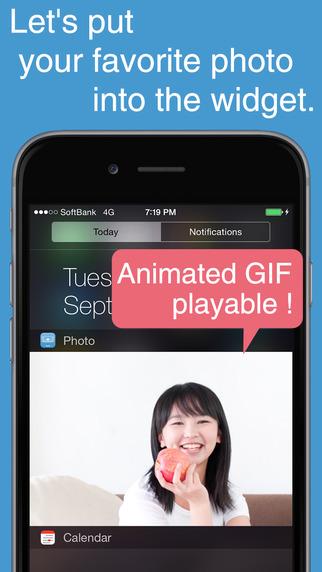 PhotoWidget and Viewer - 在通知中心查看图片[iOS][¥6→0]丨反斗限免