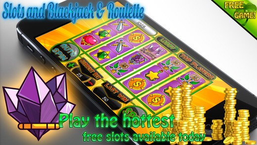 A Aadventure Fantasy Slots and Roulette Blackjack