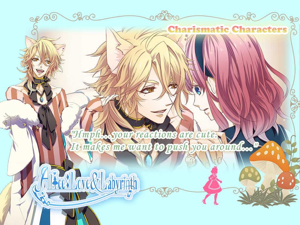 Anime dating sim emotions 8