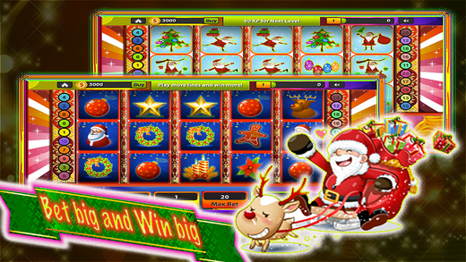 Slots of Merry christmasday-Free casino Slots game