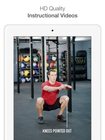 Keelo — High Intensity HIIT Workouts at Home or Gym Screenshot
