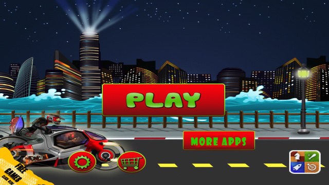 Run Like Robot Warfare - A Real Steel Cop Driving For A War Simulation FULL by Golden Goose Producti