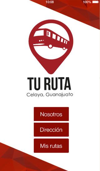 Tu ruta - Celaya Guanajuato