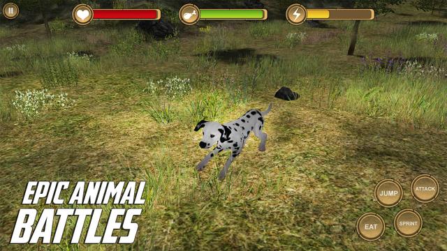 Dalmatian Simulator - HD