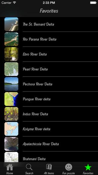 River Deltas Guide
