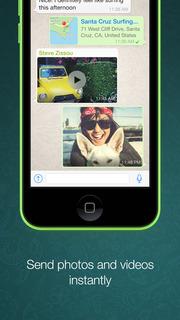 Screenshot #3 for WhatsApp Messenger