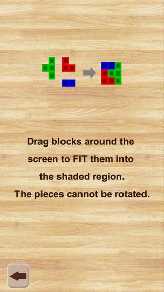 Color Puzzle. Classic edition