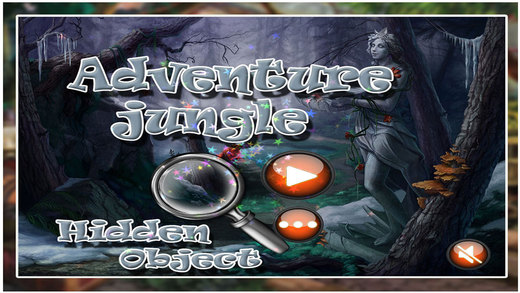 Adventure Jungle : Hidden Object Game For Kids And Adult