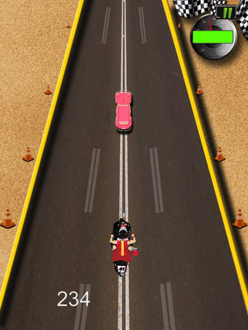 Accelerated Moto Pro : Unlimited Replay Run Screenshots