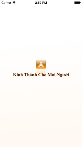 Kinh Thanh Cho Moi Nguoi