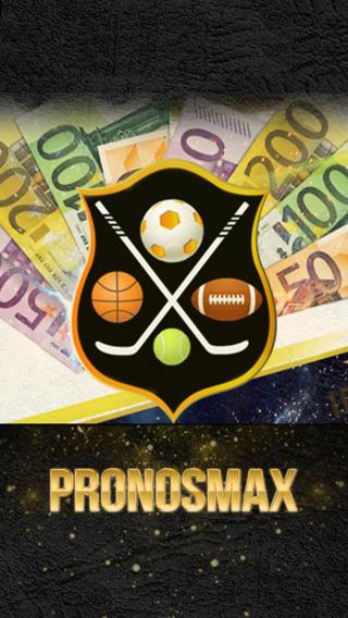 Pronosmax.fr 100 pronos et actus sur votre mobile