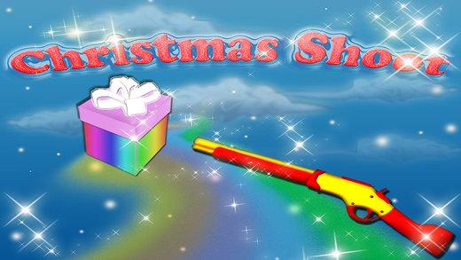 Aim N' Shoot Christmas Gifts - X-mas Shooting Game