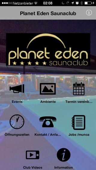 Saunaclub Planet Eden Köln