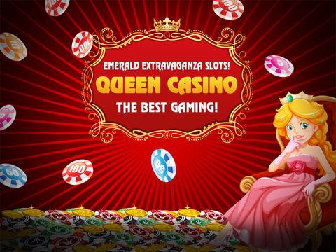 Emerald Extravaganza Slots Pro! -Queen Casino- The Best Gaming-ipad-0