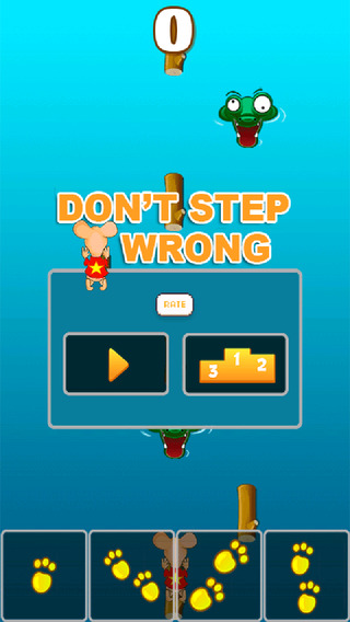 Don't Step Wrong 2014