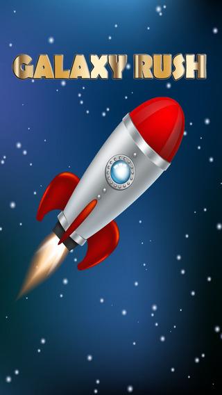 Galaxy Rush - Spaceship Rocket and Jet Traffic Controller