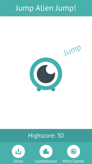 Jump Alien Jump – Jumping and Color Matching Skill Game