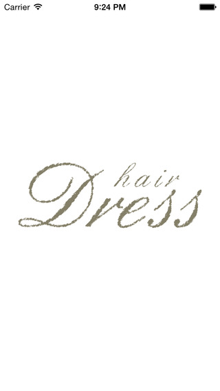 Dress hair