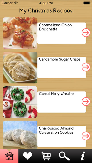 My Christmas Recipes