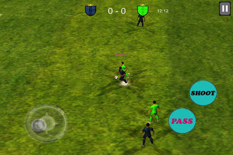 Football Challenge Game 2017 screenshot 3