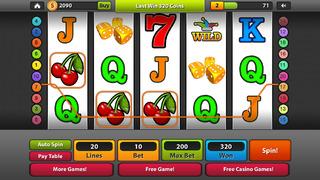 Screenshot 2 Тройной 7 Слоты Inferno — прогрессивную Vegas Casino Слоты