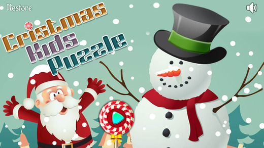 Christmas Kids Puzzle