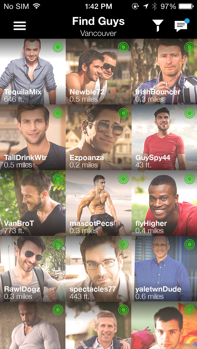 Gay social hookup sites