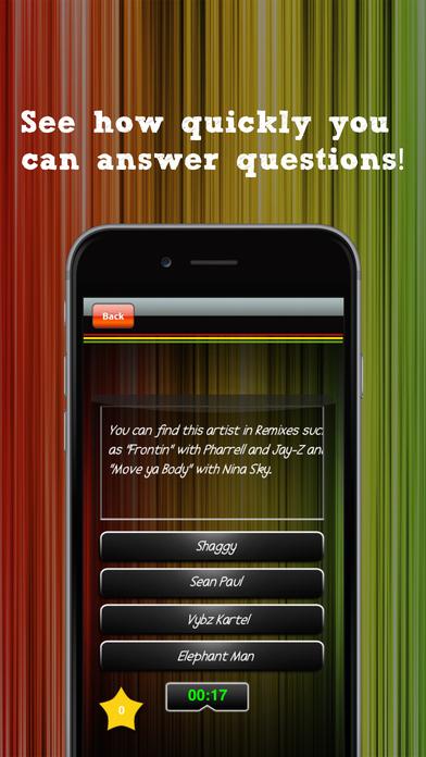 BrainPicker : Reggae Edition iPhone Screenshot 3