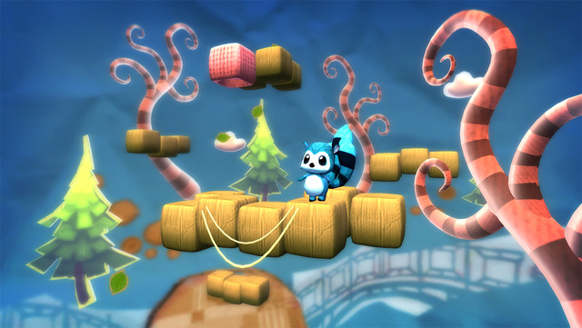 'Miika' is a Cute and Cuddly 3D Illusory Puzzle Game, Now Available for iOS (via @GameMob_)