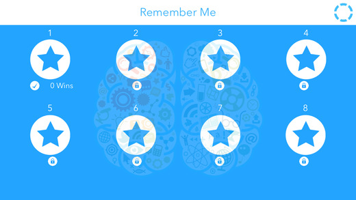 Remember Me - A Brain Game
