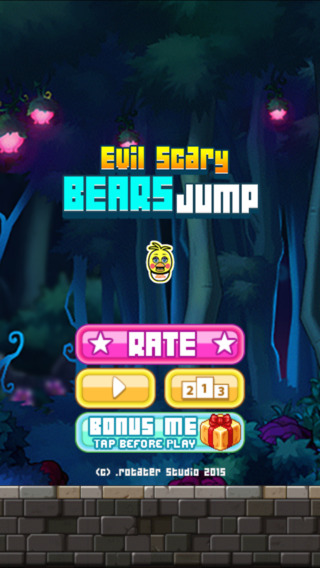 Scary Bears Blocky - Amazing Escape Hunt Nightmare at Fantasy Fear Forrest