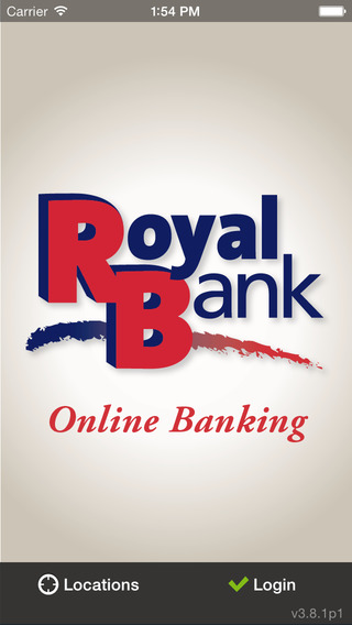 Royal Bank Online Banking Mobile App