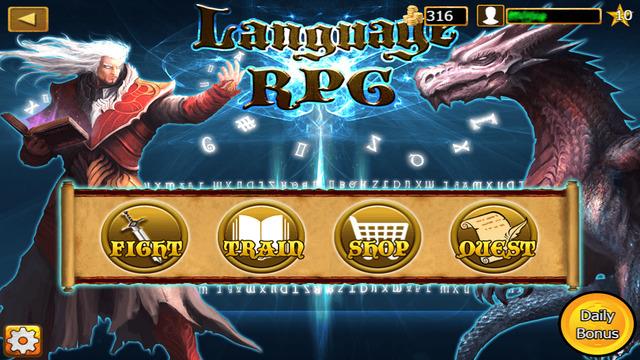 LanguageRPG