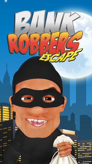 Bank Robbers Chase - Run and Escape From the Cops